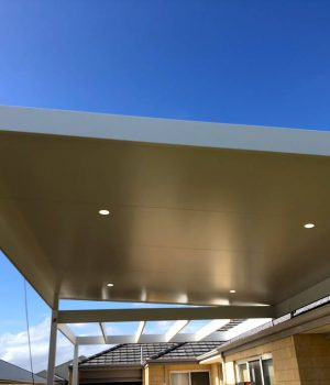 External downlights in Ballajura